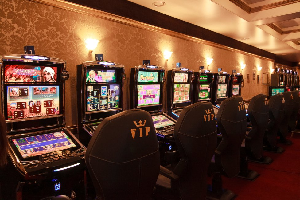 Необычные игровые автоматы в казино «Вулкан»