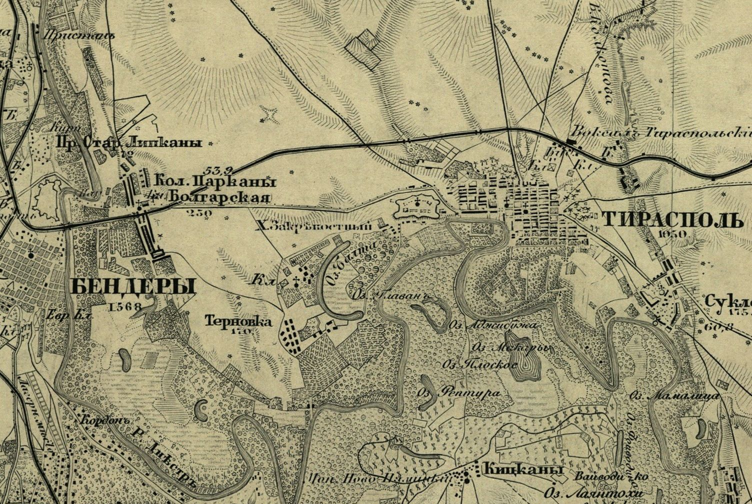 существуют-царские-3вёрстки-карты-Российской-Империи-1860-1890г.jpeg