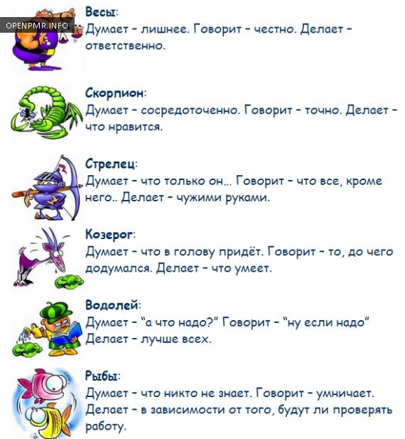 Прикольные картинки на гороскоп, россию понять