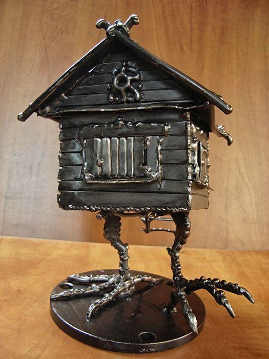 Как сделать дом из железа 423