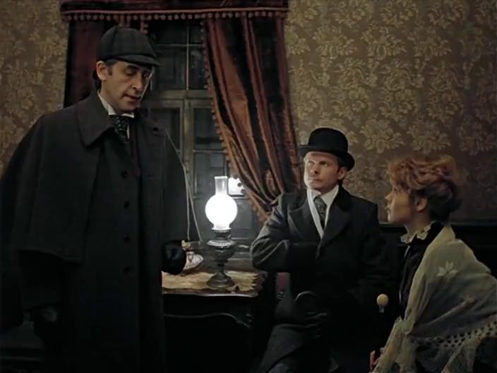 знакомство ватсон доктор холмс шерлок и ссср